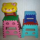 Стул, стол складной для маленьких и взрослых