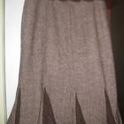 Красивенная теплая юбка размер 46-48