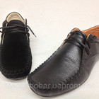 туфли мокасины натуральная кожа.замш Украина код Mocca