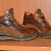 Ботинки нат.кожа р.24 (15 см)