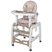 Детский стульчик для кормления трансформер М 1563 Bambi