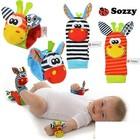 В наличии новые развивающие игрушки погремушки на ножки и ручки сози ламазе sozzy lamaze