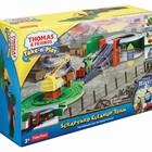 Fisher-Price Thomas the train: take-n-play Перси и Кренки
