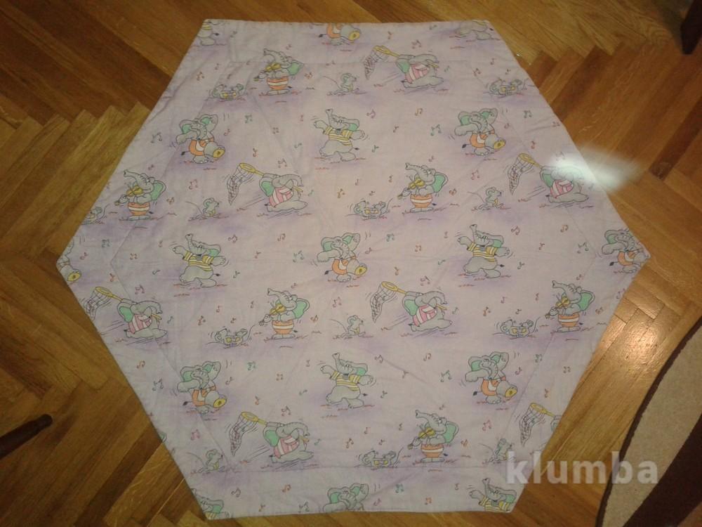 Хороший коврик одеяло для малыша фото №1