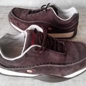 Туфли  замшевые Quiksilver р.41