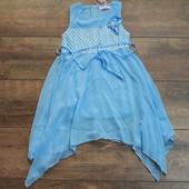 Платье для девочек 4-12 лет.276