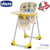Стульчик для кормления Chicco Polly 2in1