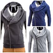 Мужская кофта , блуза,свитер на замочке