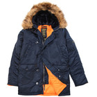Куртка Аляска Slim fit N 3b Alpha Industries