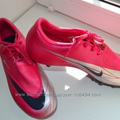 Новые бутсы Nike Mercurial Miracle 39-40р.Оригинал!