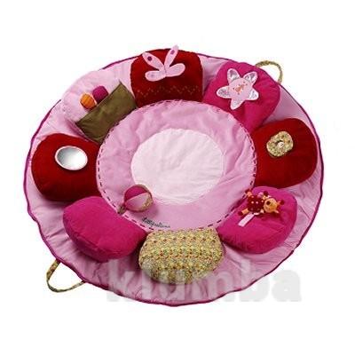 Игровой развивающий коврик liz rose lilliputiens фото №1
