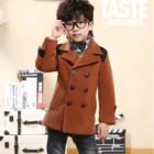 Пальто кашемировое для мальчика