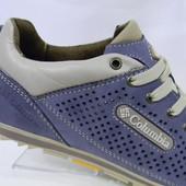 Туфли Columbia Сlimat control, р. 40-45 беж, серый, синий, черный, джинс