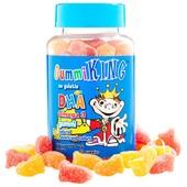 Омега-3 для детей, жевательный мармелад, DHA Omega-3, 60 шт.