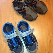 Фирменные кроссовки Geox и босоножки для мальчика р26,,28