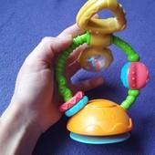 игрушка от Chicco, для столика для кормления