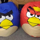 Детское кресло angry birds!