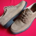 Туфли Clarks нубук 44 размер