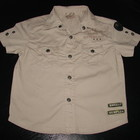 супер стильная рубашка Woolvorths 1.5-2 года состояние новой