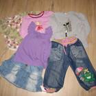 Одежда на девочку 3-5 лет