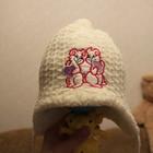 Зимняя шапочка Barbaras для девочки Польша