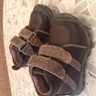 Демисезонные ботинки на мальчика