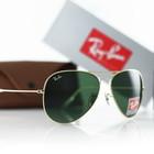 Очки RAY BAN  Original  Модель 3027 green/gold