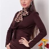 Эффектный костюм XS. Жакет+юбка с завышенной талией+галстук