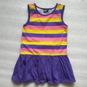 Красивое летнее платье 2 модели