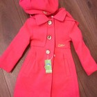 Весеннее кашемировое пальто