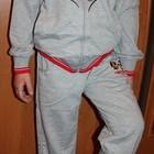 Спортивный костюм-двойка для девочки,   р.98-128