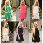 Очень красивое летнее платье плиссе белое