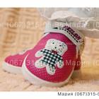 Тапочки или мокасины для деток. Стелька 11,5 - 14 см. Для первых шагов и для садика.