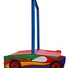 Купить песочницу детскую с крышей (pes-12)