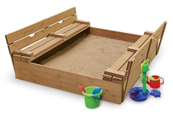 Песочница для детского сада (pes 3) фото №2