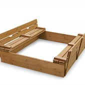 Песочница для детского сада (pes 3)