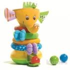 Музыкальная пирамидка Tiny Love Радужный слоненок