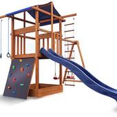 Деревянные игровые комплексы,игровая площадка BL-4