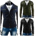 Куртка мужская демисезонная три цвета ,парка весенняя мужская