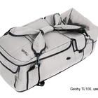 Люлька переносная Geoby Тl100-R4hs, Серый