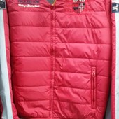 Демисезонная фирменная куртка Санторио (с-ххл) и Пауль Шарк ( хл.ххл)