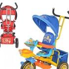 Детский трехколесный велосипед 16206