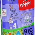 Днепропетровск Наличие! Подгузники памперсы 4 (8-18 кг) Белла хеппи Bella happy