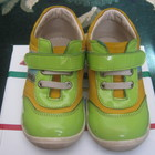 Кожаные ортопедические кроссовки Woopy  23 раз.