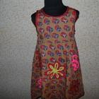 Лёгкое платье NEXT на 5-6 лет,рост 110-116 см.Большой выбор!