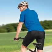 Спортивные велошорты Active с 3D технологией от Tchibo.М, рус 48/50
