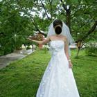 Очень нежное классическое платье р. ХС-С-М!