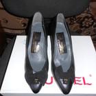 Кожаные новые туфли Avala 23,5 см р.35-35,5