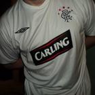 Фірмова футбольна футболка Umbro..Rangers..