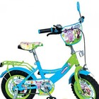 Детский 2-х колесный велосипед 12 дюймов LT 0050-01 Лунтик